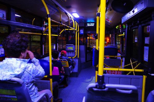 釜山24番バス
