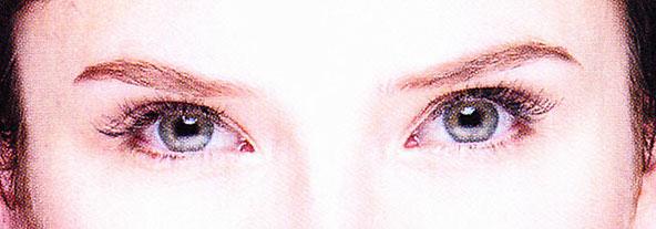 ルテインダブルサポートi(アイ)をご愛用の、眼のスッキリとした女性