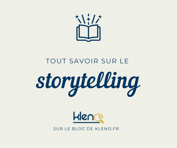 qu'est-ce qu'un storytelling ?