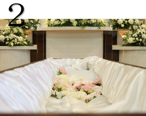 やなぎ葬祭の特徴 感謝を伝える