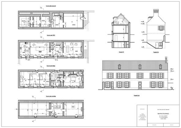 Dossier permis de construire Orsay, Gif-sur-Yvette, Bures-sur-Yvette et Palaiseau