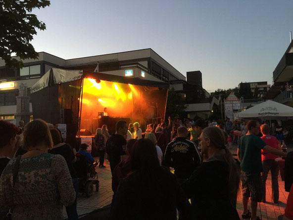 Live in Bad Driburg - Sommerfinale am 24.08.2017       (c) Bad Driburg Touristik