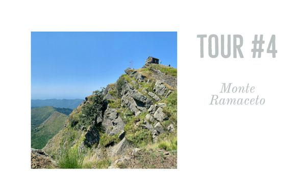Monte Ramaceto, Ligurien, Italy