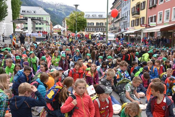 Gemeinschaftsprojekt Pustertal Osttirol in Lienz