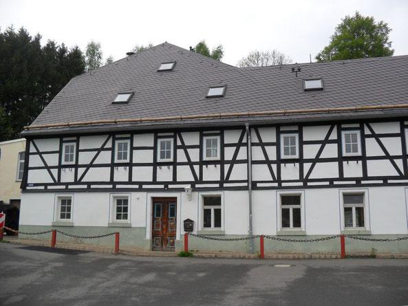 Das Fachwerkhaus heute