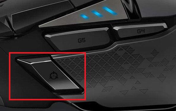 G502 ボタン説明2