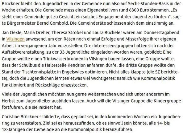 Schwäbische Zeitung -20-01-2017-