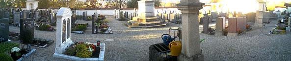 Gärtnerei Lächele - Alter Friedhof Neumarkt-St. Veit