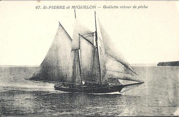 Carte postale du début du 20eme siècle; collection privée.