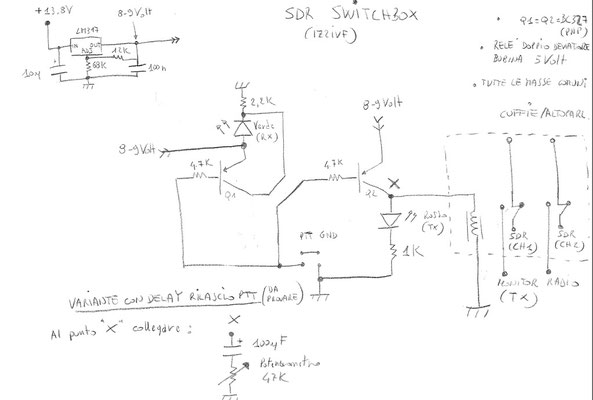 Schema Elettrico Per Piscina : Switch audio per sdr iw mxe piscina diego jimdo site