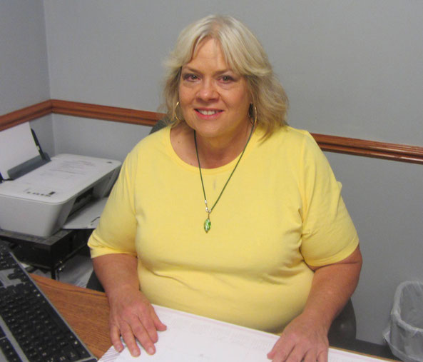 Sandy Elliott, Administrative Assistant