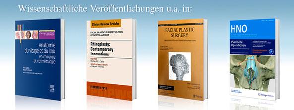 Publikationen von Nasenchirurg Dr. Kovacevic