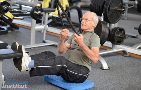 Power-Health-Coach Lehrgang Dr. Gottlob Institut für Personal Trainer, Physiotherapeuten, Ärzte, Sportlehrer, professionelle Fitnesstrainer usw.