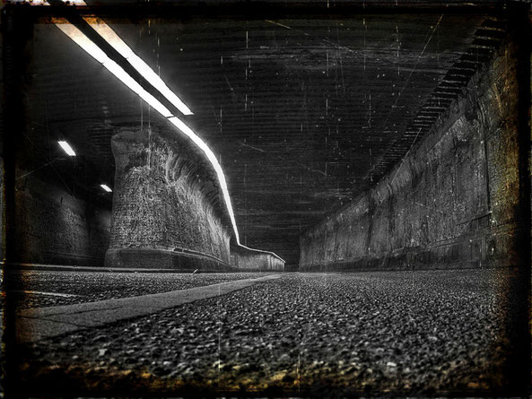 Matena Tunnel / Duisburg