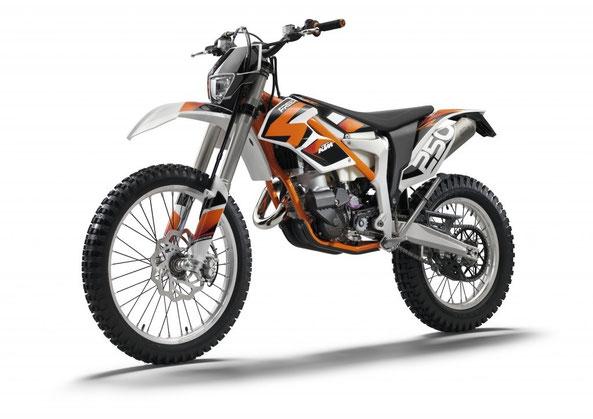 2014 KTM Freeride 250 R