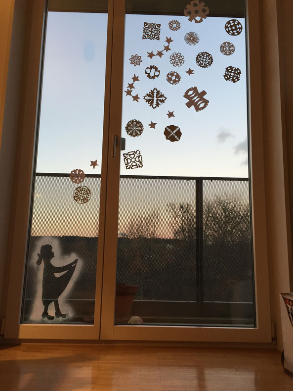 Sterntaler-Fenster