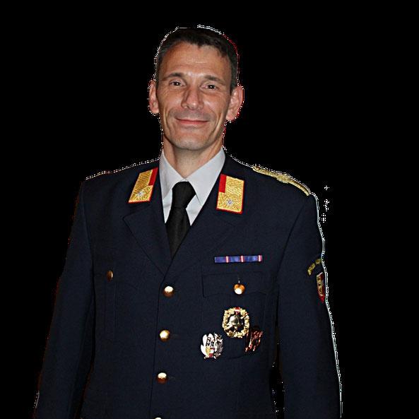 Christian Karlbauer, Feuerwehrmann