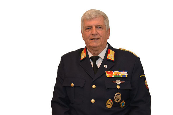 Gerfried Bürger, Feuerwehrmann
