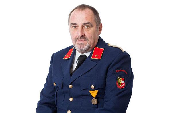 Orstfeuerwehrkommandantstellvertreter BI Roland Eckart
