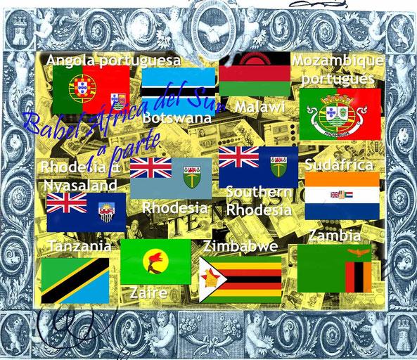 Babel África del Sur primera parte