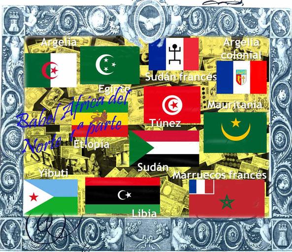 Babel África del Norte primera parte
