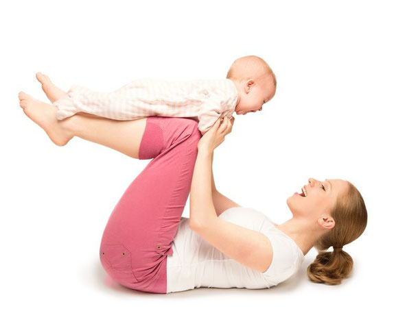 Post-Partum Recovery Class with or without baby Rueckbildungskurs auf Englisch im Pantakea Duesseldorf