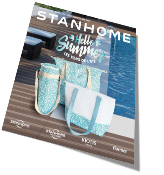 Catalogue Essentiel Stanhome Kiotis C9