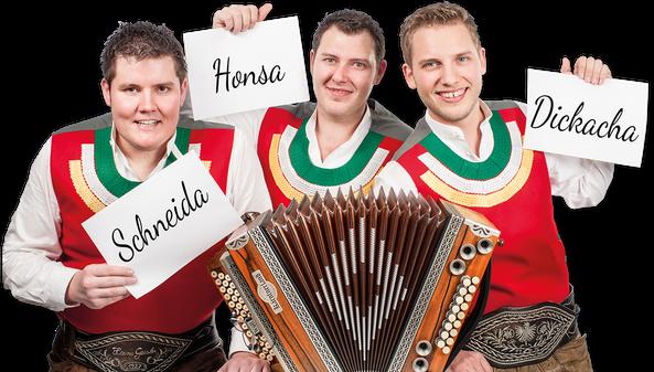 """Die Live Band """"Zillertaler Pur"""" sorgen am Helfer-Brunch für die musikalische Unterhaltung"""