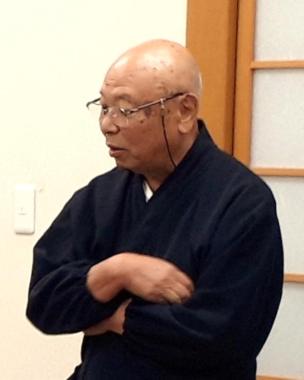浅田 進氏