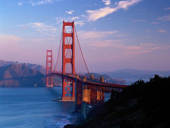 The Golden State, un estado mental y emblemático del Noroeste aventurero...