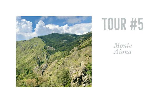 Monte Aiona, Ligurien, Italy