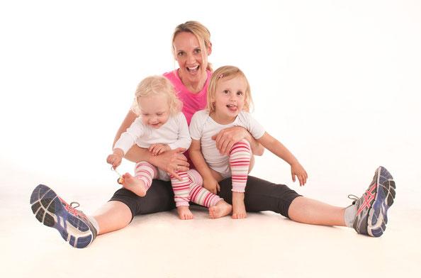 Fit mit Baby Sport mit Kind Abnehmen nach Schwangerschaft Stuttgart Bad Cannstatt