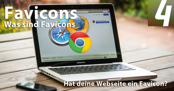 Was sind favicons