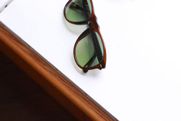 ペルソールのサングラス(A.P.Cとコラボ)の画像2
