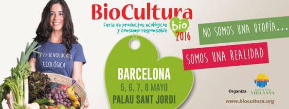 Fira BioCultura en Barcelona