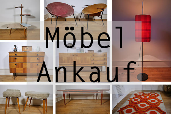Ankauf von Gebrauchtmöbel - Vintage Möbel in Mainz 50er 60er ...