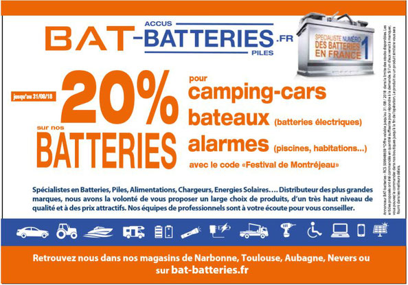 Bat-Batteries - Point Energy 31 - Zone Thibaud - 31100 TOULOUSE