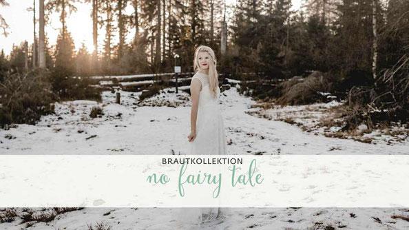 elementar Brautkleider 2020 - NO FAIRY TALE - schlicht, boho und lässig