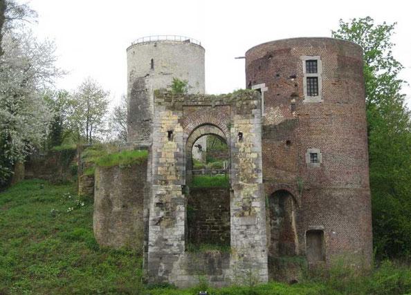Ruïne kasteel Stein