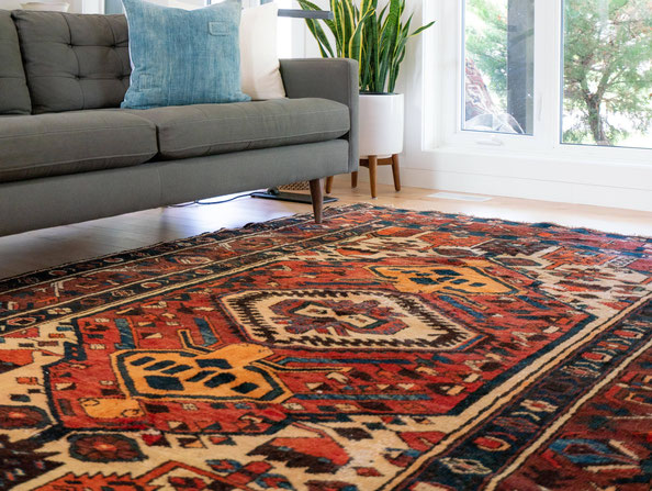 professional rug cleaning Amsterdam