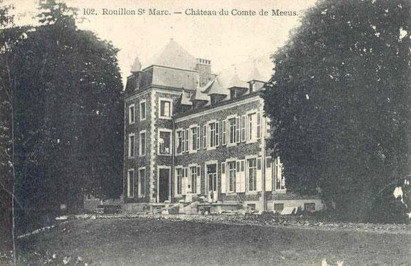 Château Saint-Marc à Rouillon-Annevoie