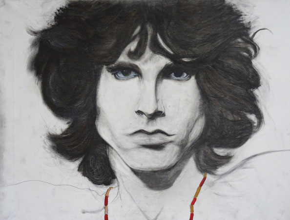Boaz George-aquila-images-Wall Painting Art-Jim Morrison