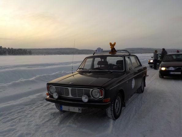 Foto: Volker Voß - Icedriving