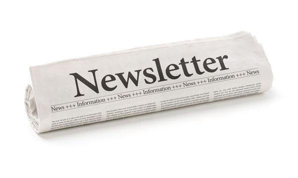 Newsletter Zeitung