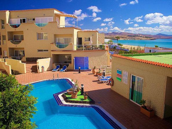 Ferienwohnung mieten Costa Calma Fuerteventura.