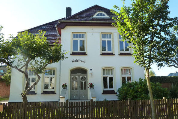 Urlaub in der Bädervilla: Villa Waldtraut im Ostseebad Kühlungsborn bietet 4 Ferienwohnungen