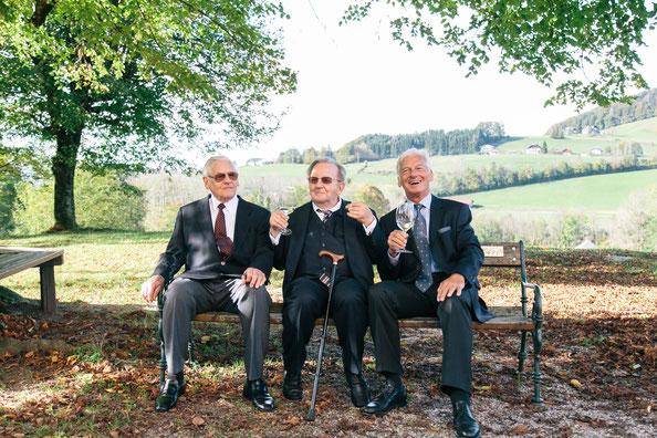 Bruno Holztrattner, Josef Holztrattner, Manfred Holztrattner
