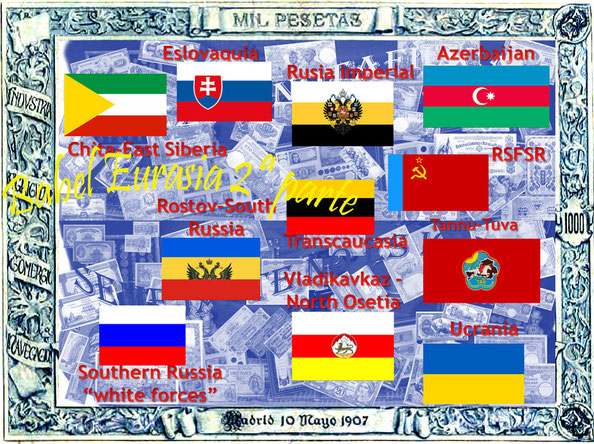 Babel Eurasia segunda parte