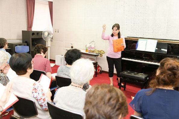 歌声健康唱歌の会