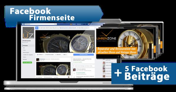 facebook firmenseite erstellen lassen